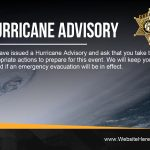 Hurricane Advisory v6
