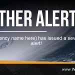 Weather Alert - Hurricane v1