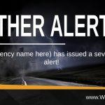 Weather Alert - Tornado v1