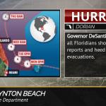 Hurricane Advisory v2 with Map