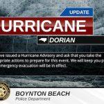 Hurricane Advisory v4 NC