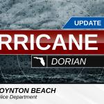 Hurricane Advisory v5 FL