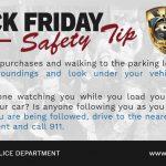 Black Friday Safety Tip v3 (After Purchase Safety)