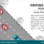 Driving on Winter Roadway Snow Plow Safety Tips v1