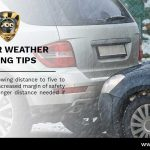 Winter Driving Safety Tip (Driving Distance)