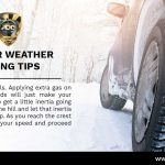 Winter Driving Safety Tip (Driving Up Hills)