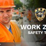 Work Zone Announcement