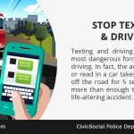 Stop Texting & Driving
