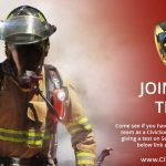 Join Our Team Fire Fighter