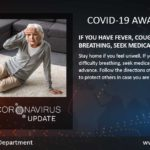 COVID19 What To Do If You Have Symptoms
