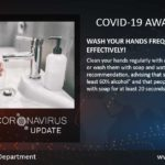 COVID19 Wash Your Hands