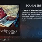 COVID-19 Scam Alert V3
