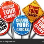 Daylight Saving Time Change v3