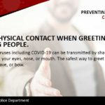 Preventing Avoid Physical Contact