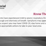 COVID-19 Know The Symptoms v2