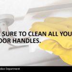 Clean All Your Door Handles