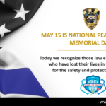 National Peace Officer's Memorial Day