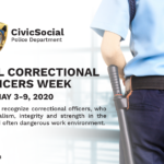 National Correctional Officers Week