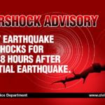 Aftershock Advisory
