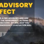 Fire Advisory