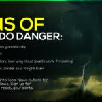 Signs of Danger - Tornado