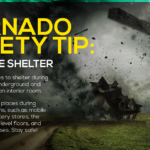 Tornado Safety Tip
