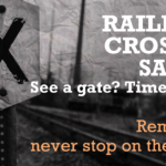 Railroad Crossing Safety