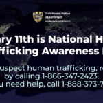 Human Trafficking Awareness Day v2