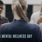 World Teen Mental Wellness Day